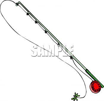 350x338 Fly Fishing Rod
