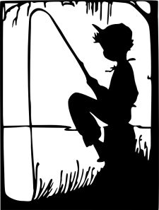225x297 Young Boy Fishing Pole Clipart, Explore Pictures