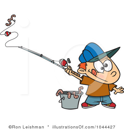 400x420 Fishing Clipart Free