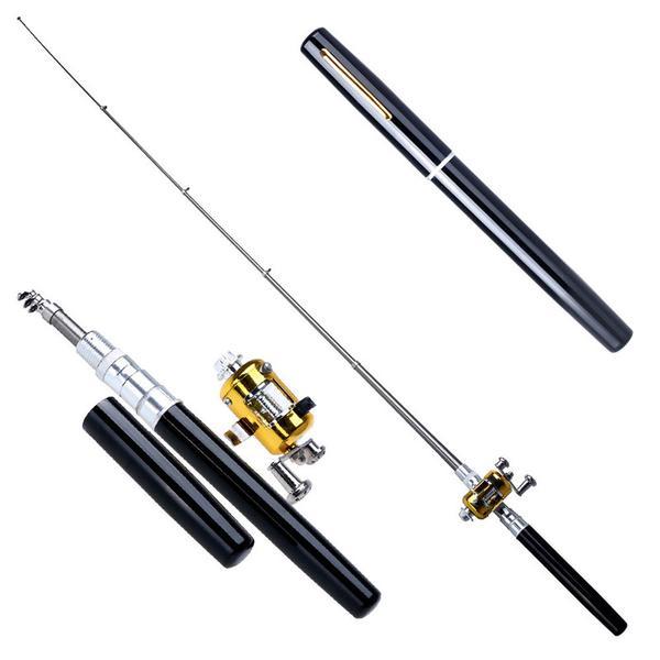 600x600 Mini Pen Fishing Rod