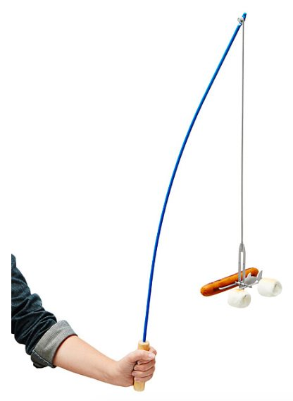 416x568 Roast A Perfect Marshmallow With This Fishing Pole The Gadgeteer