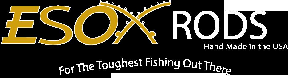 937x255 Esox Marketing Materials Esox Fishing Rods