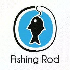 274x274 Fishing Rod Logo Fish Logos Fish Logo And Logos