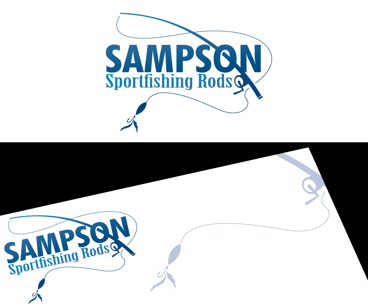 1208x1000 Serious, Professional Logo Design For Aaron Sampson By Blue Eye