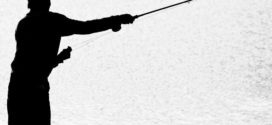 272x125 Fishing Pole Silhouette Clipart Panda