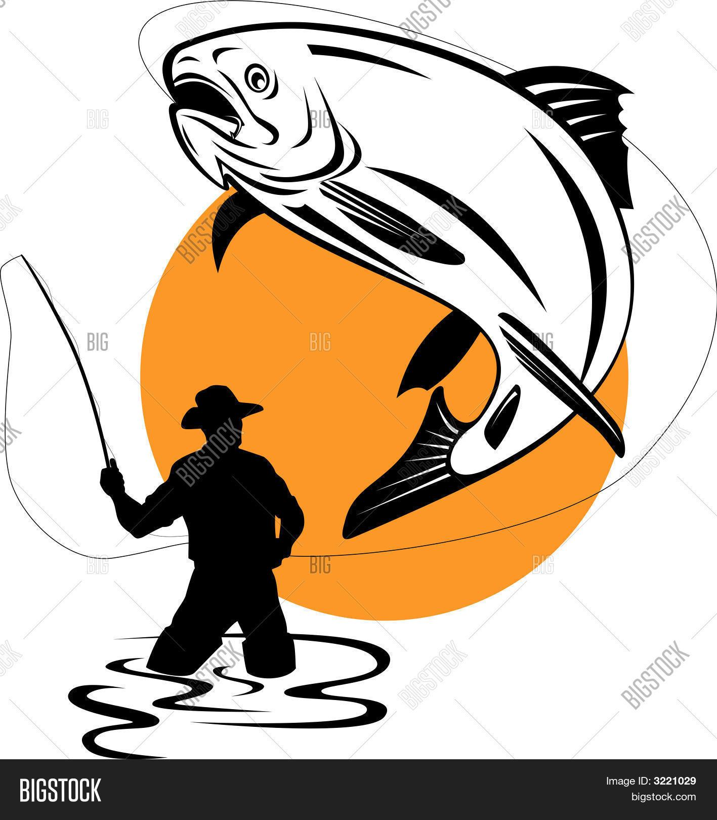 1417x1620 Fishing Rod Images, Illustrations, Vectors