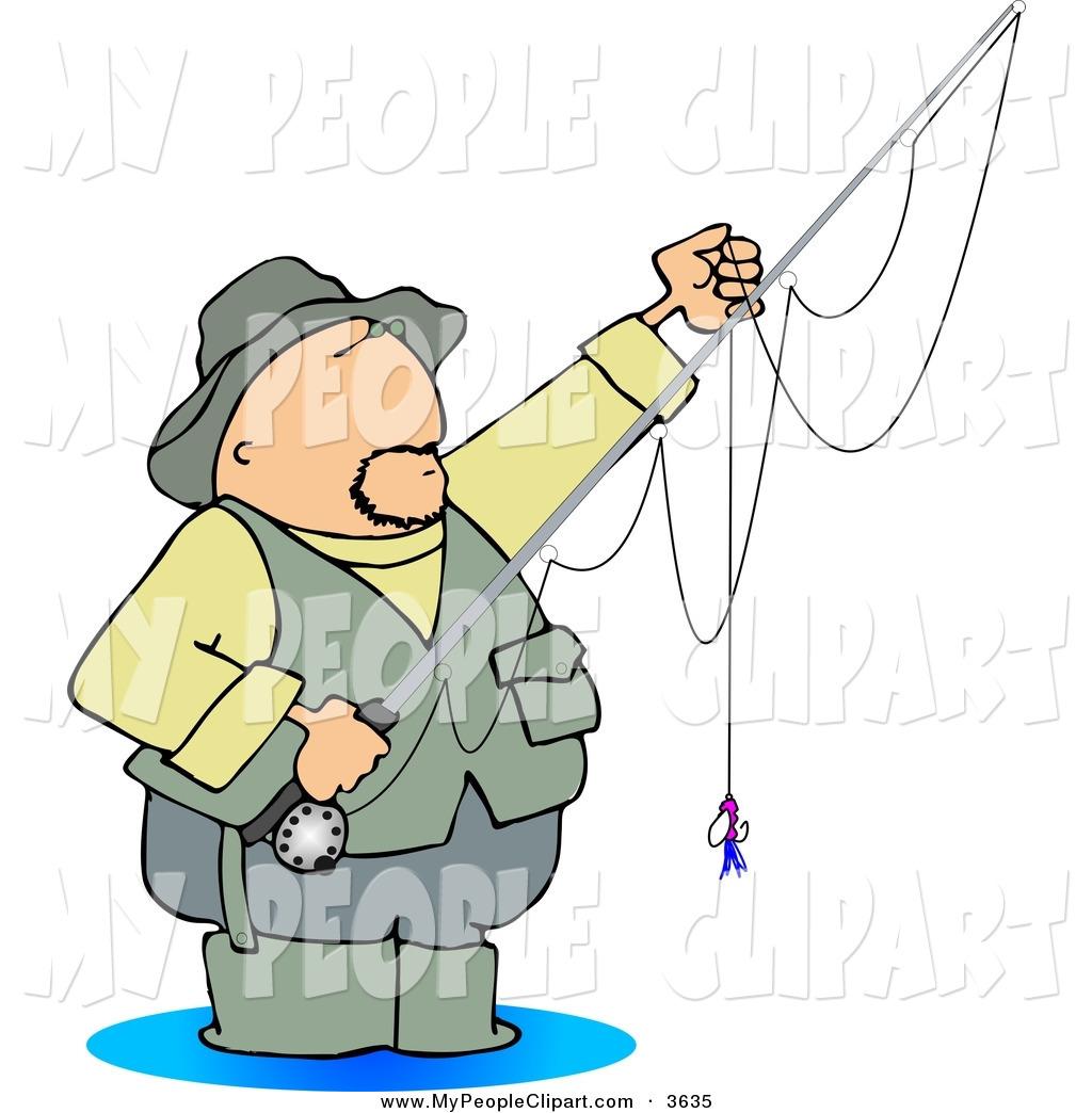1024x1044 Royalty Free Fishing Stock People Designs