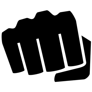 300x300 Punching Fist Clipart, Cliparts Of Punching Fist Free Download
