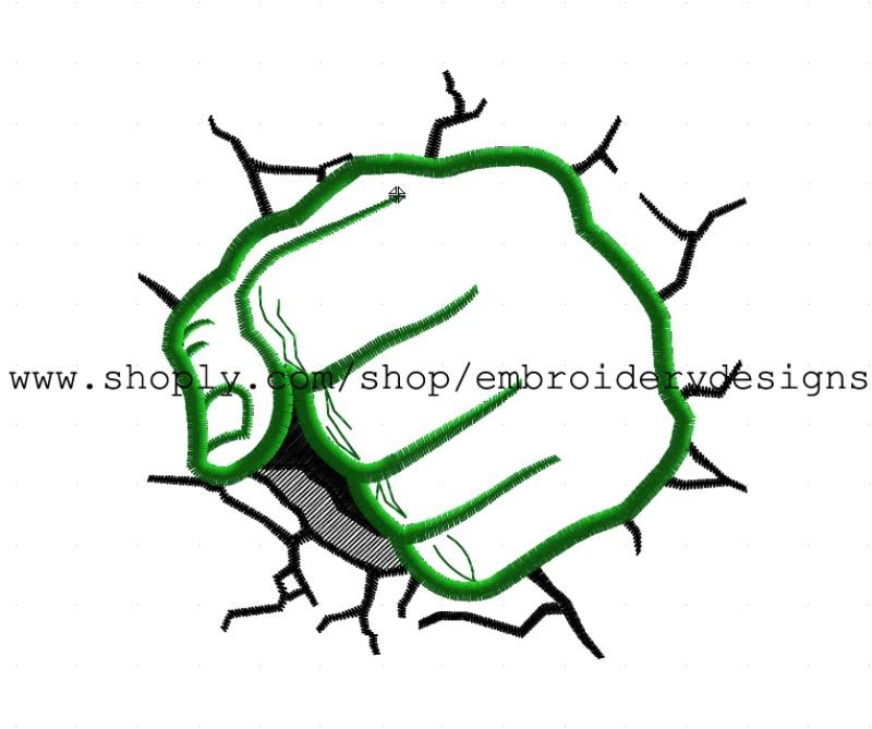 800x669 Hulk Fist Clipart