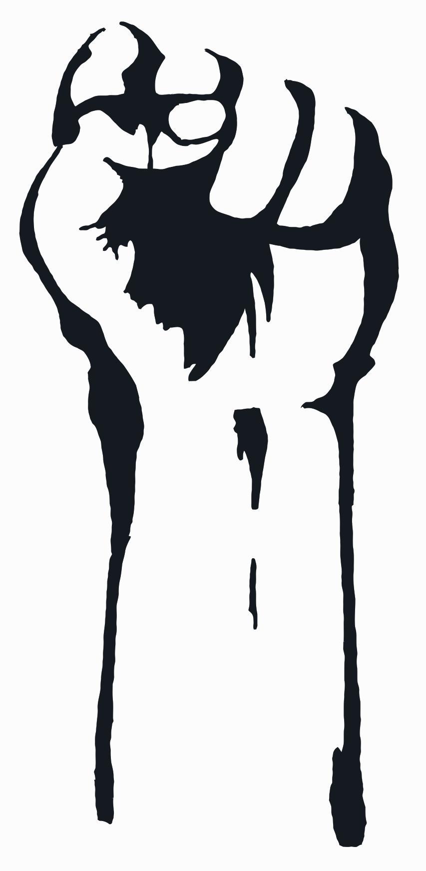 853x1743 Clip Art Woman Fist Pump Clipart