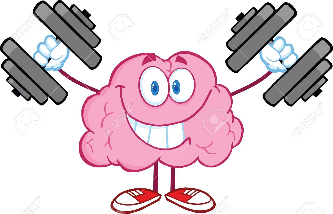Fitness Cartoon Clipart