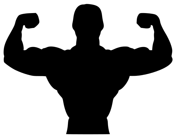 593x464 Fitness Clipart Free Clipartfest