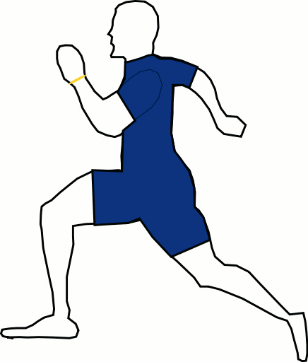 436x512 Cartoon Fitness Clipart