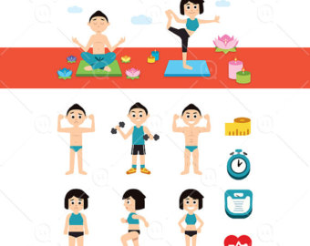 340x270 Fitness Clip Art Images Gym Clip Art Health Clipart Fitness