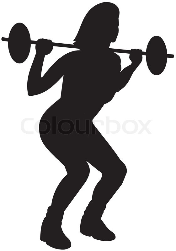 561x800 Graphics For Woman Fitness Clip Art Graphics