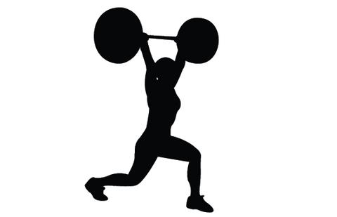 480x309 Fitness Clip Art