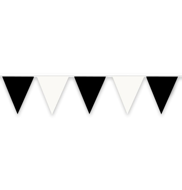 768x800 Flag Banner Clipart Black And White