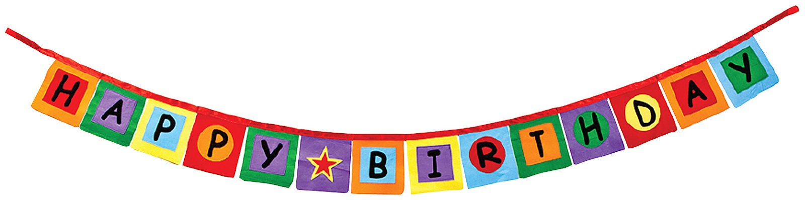 1600x398 Birthday Banner Clip Art