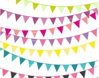 340x270 Valentines Day Bunting Clip Art Clipart Valentines Day Clip