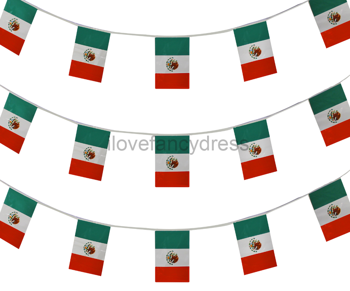 1200x1000 Huge Country Flag Bunting All Weather Pvc Party Decoration