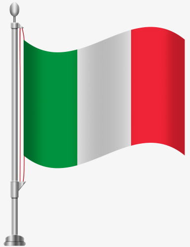 384x500 Italian Flag Buckle Clip Free, Italy, Flag, Banner Png Image