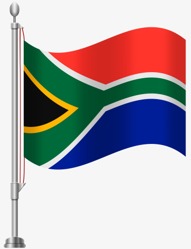 384x500 South African Flag Buckle Clip Free, South Africa, Flag, Banner