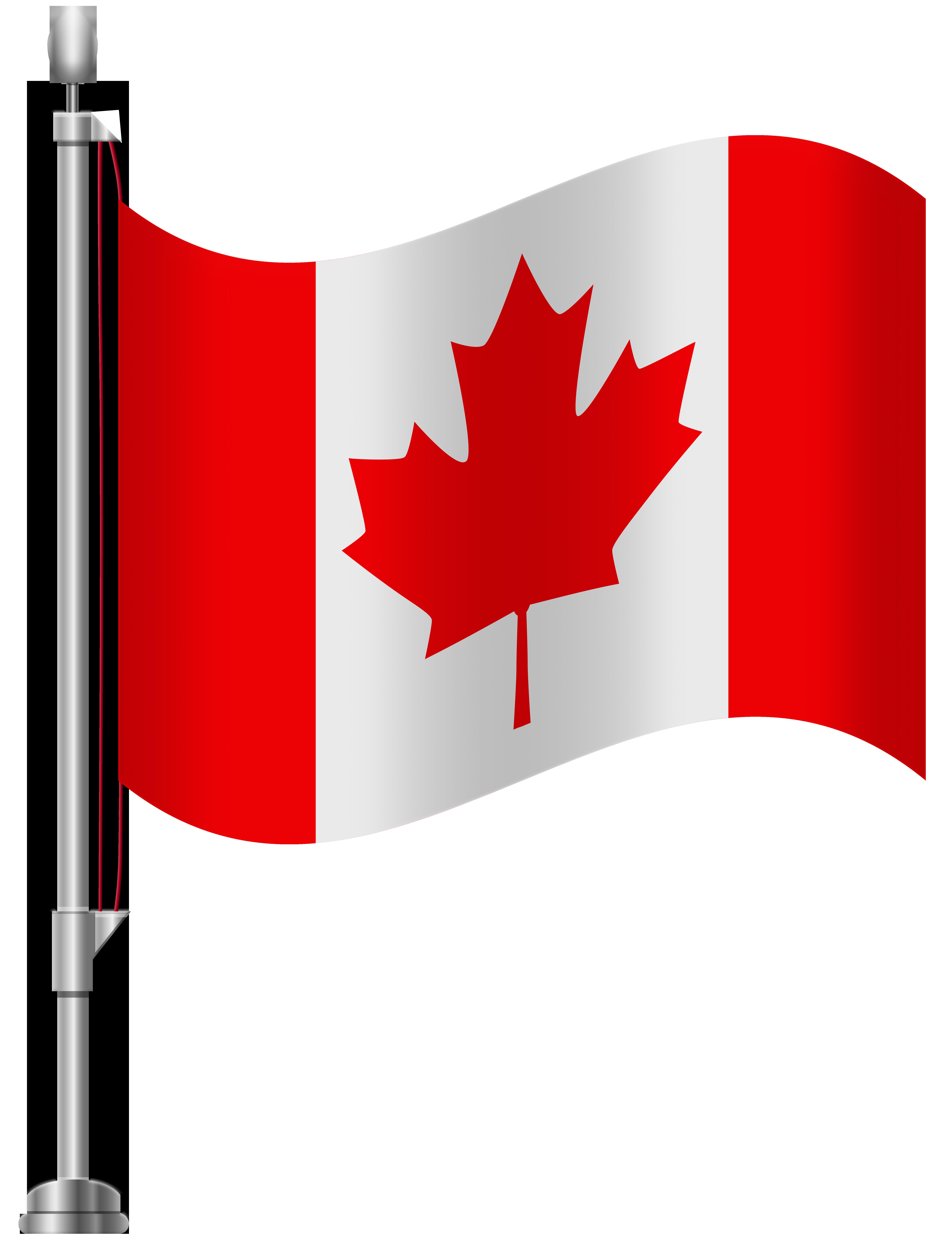 6141x8000 Canada Flag Png Clip Art