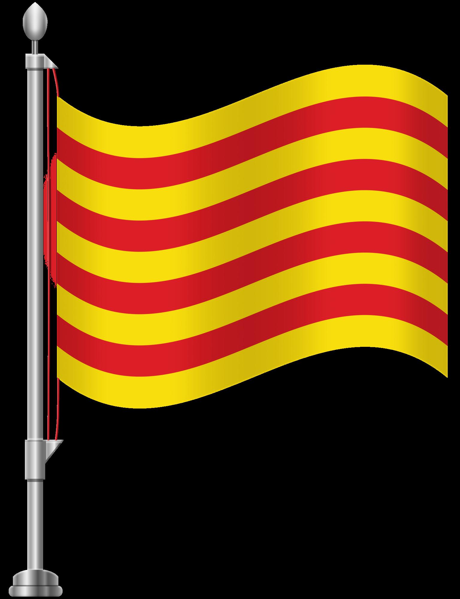 1536x2000 Catalonia Flag Png Clip Art