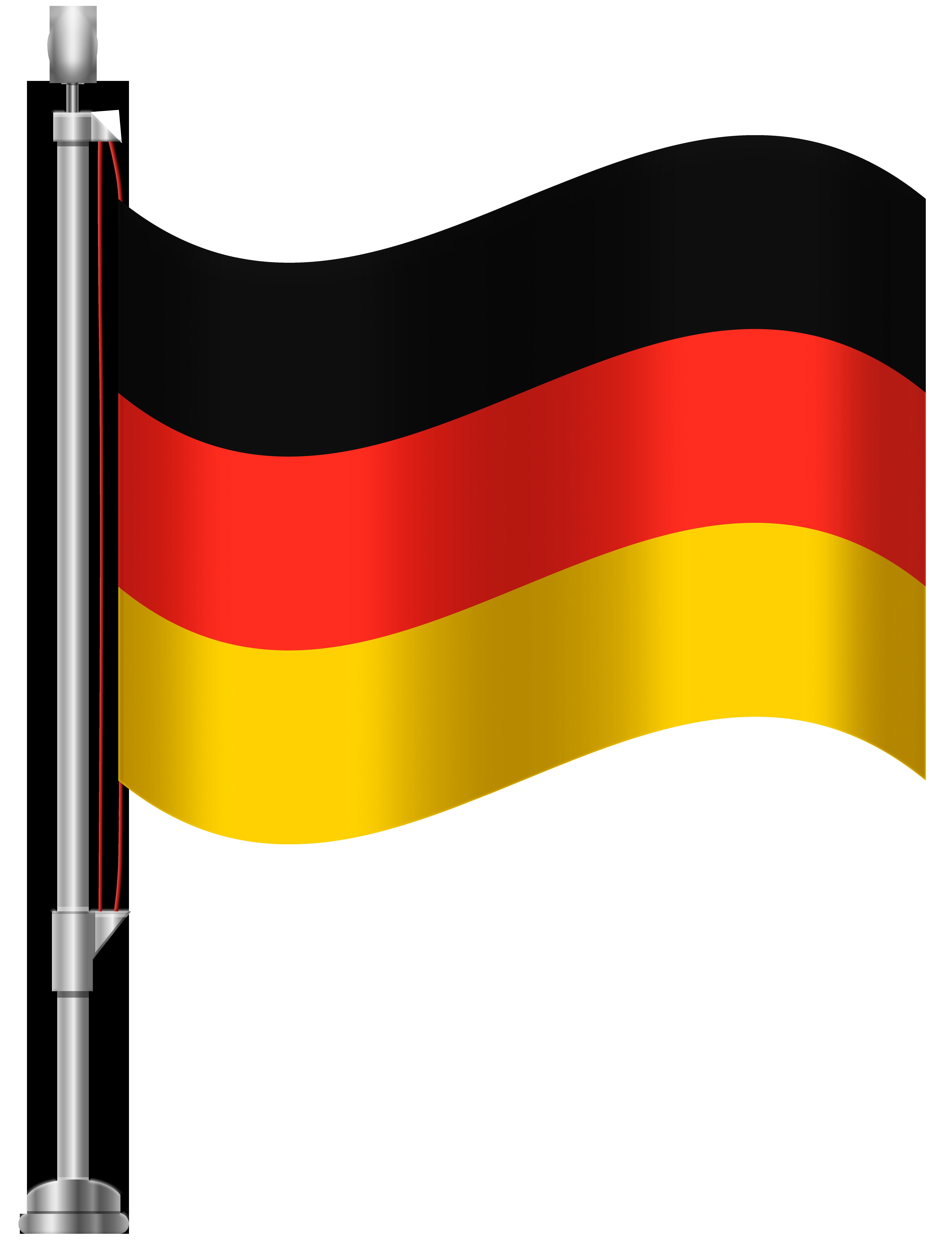 6141x8000 Germany Flag Png Clip Art