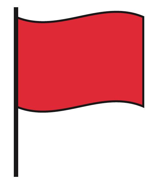 491x590 Red Flag Clip Art Clipart