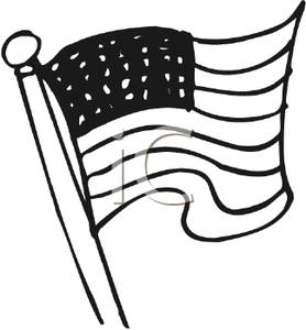 278x300 America Clipart Black And White