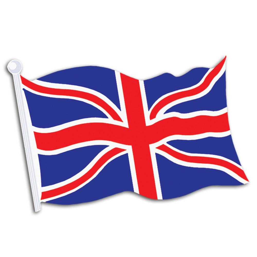 1000x1000 British Flag Clipart Black And White