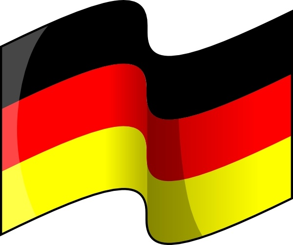 600x502 Waving German Flag Clip Art Free Vector In Open Office Drawing Svg