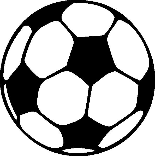 594x597 Fottbal clipart