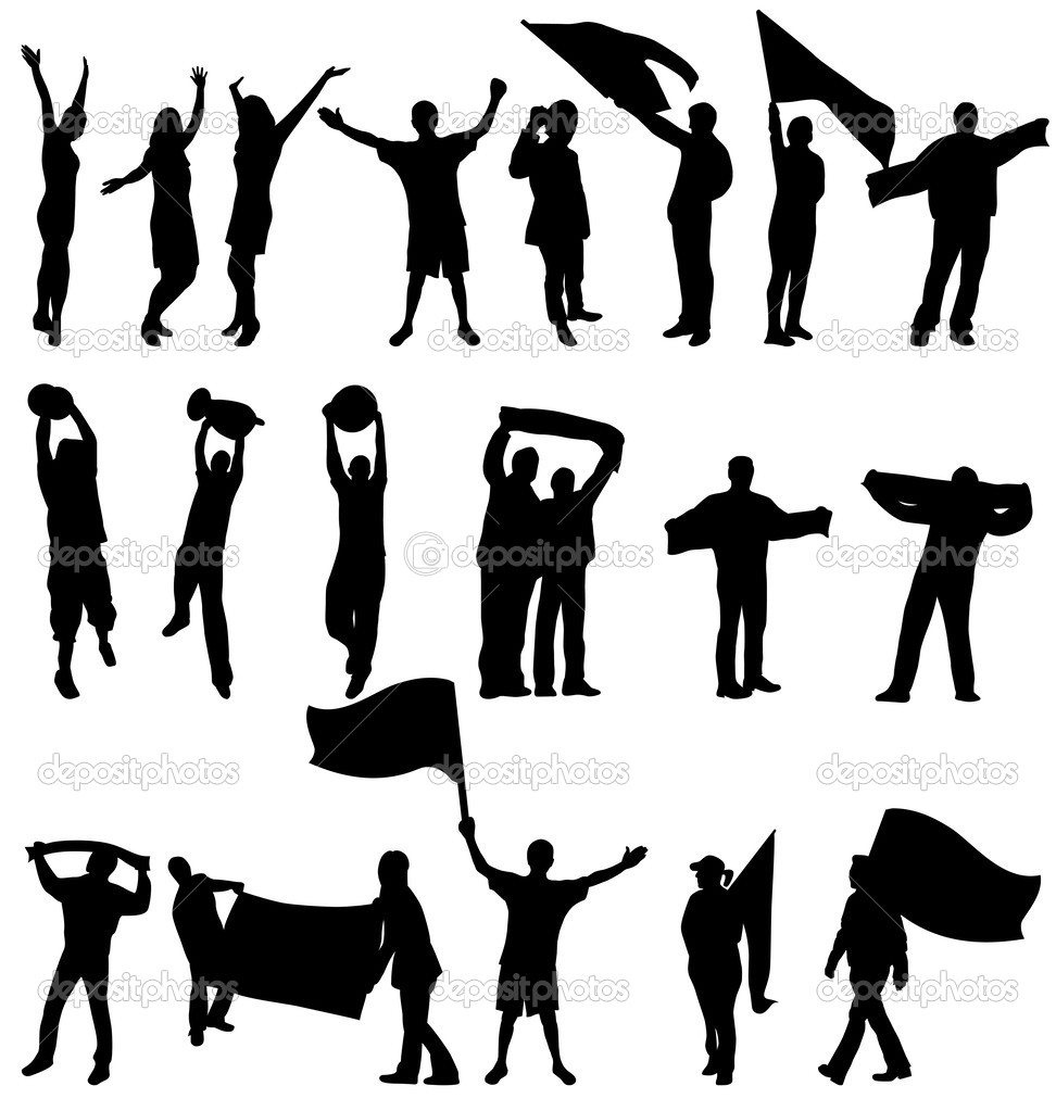 972x1023 Flag Football Silhouette Pictures To Pin