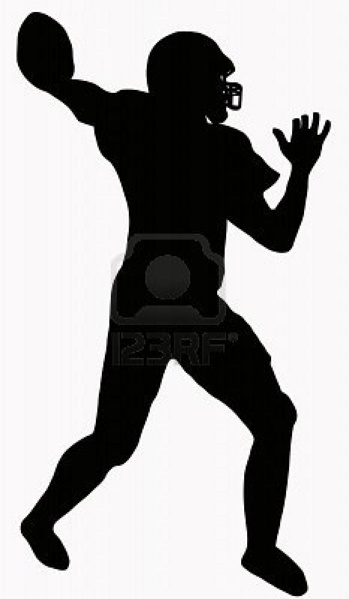 699x1200 Flag Football Silhouette Free Clipart Images Zhqh9o