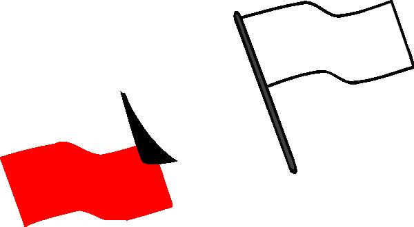 600x330 Clipart Flag Blank