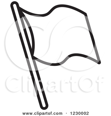 450x470 Plain Flag Wave Clipart