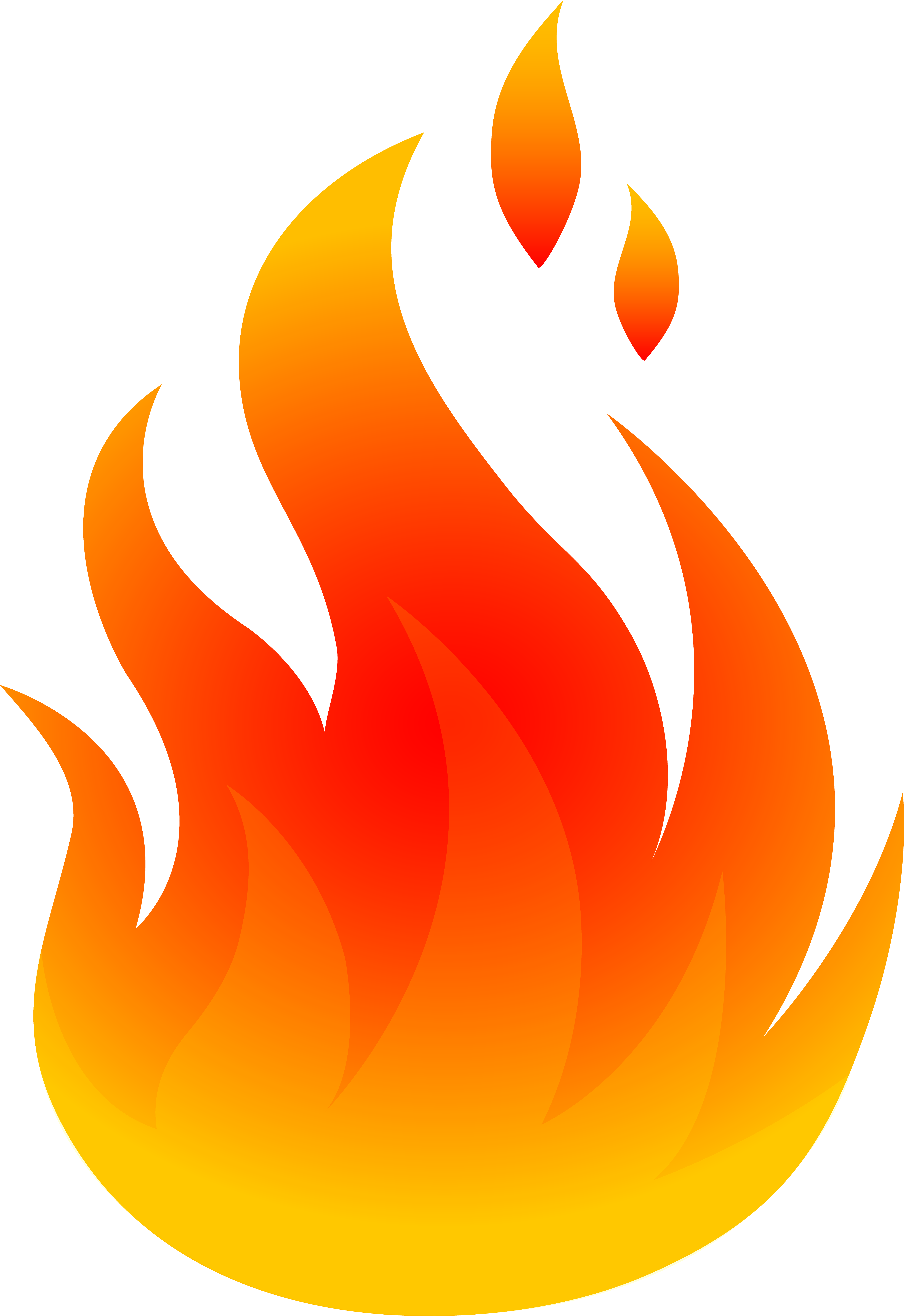 5084x7399 Fire Flame Outline Drawings Flame 7 Clip Art Vector Clip Art