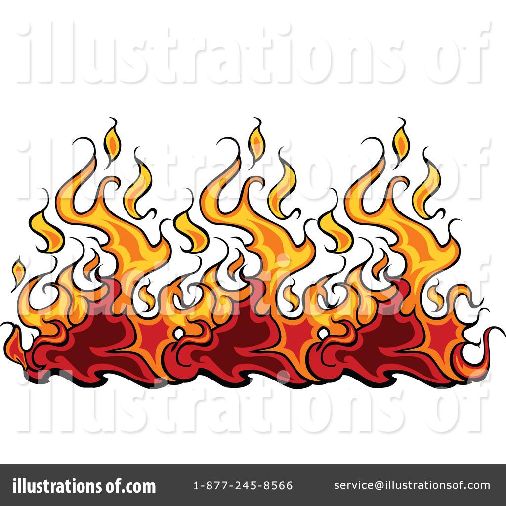 1024x1024 Flames Clipart Line Flames