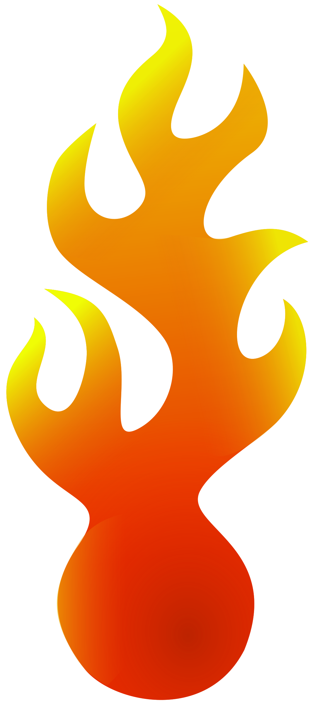 1058x2400 Flames Flame Clip Art Free Clipart Images 5