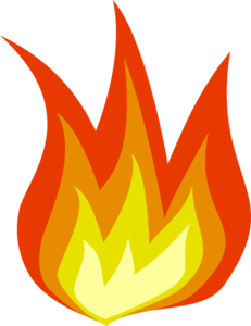 231x300 Clip Art Of Fire