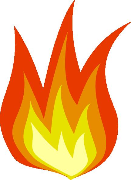 432x596 Flame Clip Art Free Vector 4vector