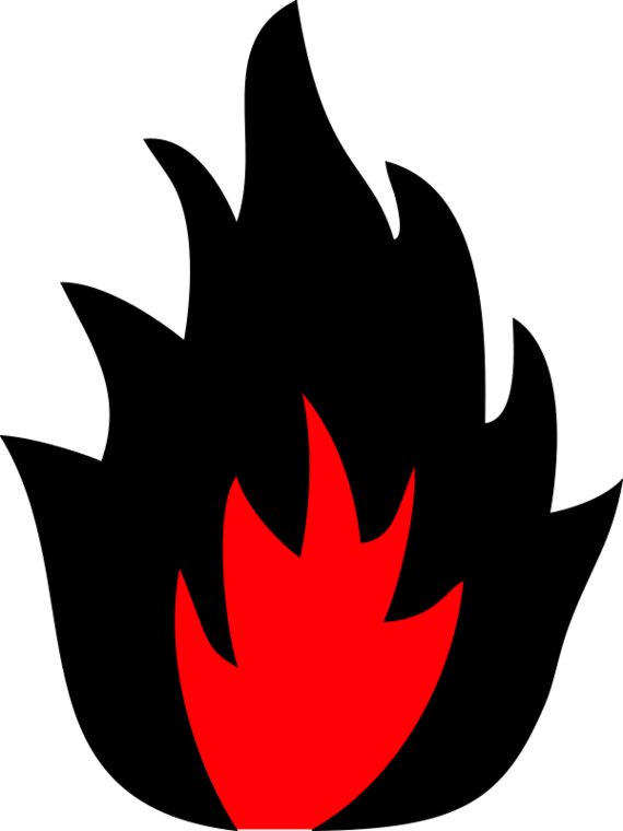 570x760 Flame Vector Art Clipart Free To Use Clip Art Resource