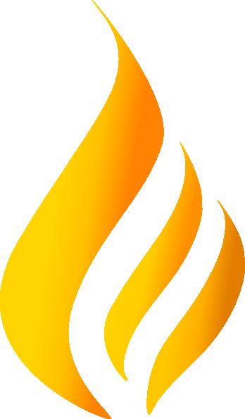 348x595 Maron Flame Logo 4 Clip Art