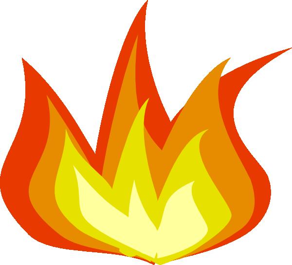 600x543 Flame Clip Art