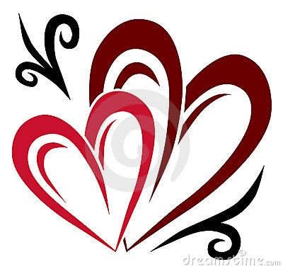 400x380 Best Two Hearts Tattoo Ideas Forever Tattoo