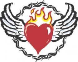 250x198 Flame Tattoos Lovetoknow