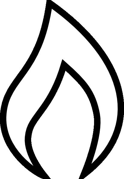 414x596 Flame Clip Art Free Vector 4vector