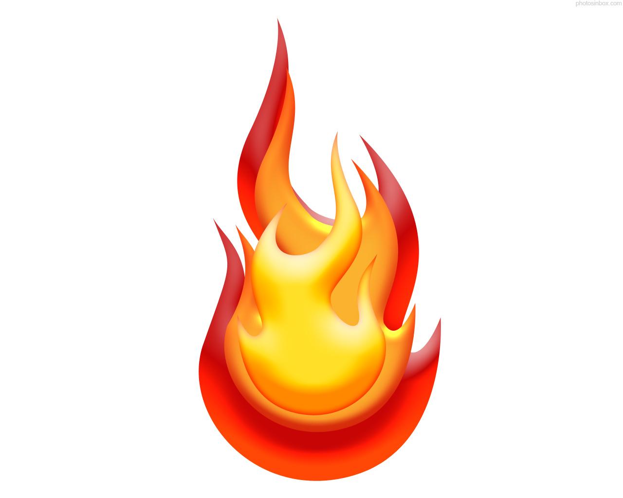 1280x1024 Top 62 Fire Clip Art